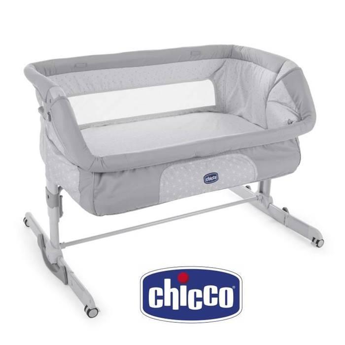 Chicco Next2Me Dream Bedsdie Crib - Luna