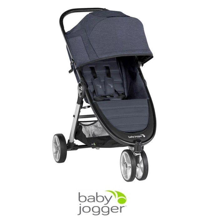 Baby Jogger City Mini 2 Single Pushchair Stroller - Carbon