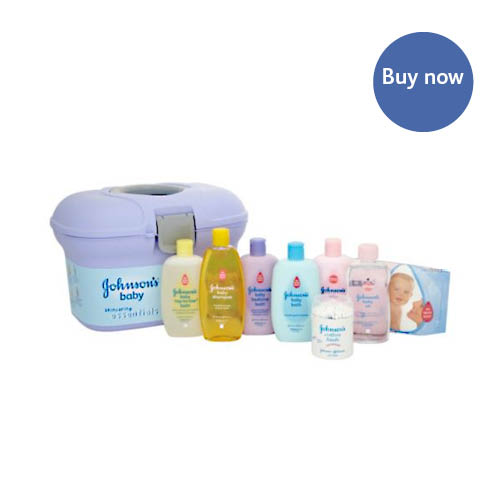 Johnson's – Baby Skincare Essentials Box