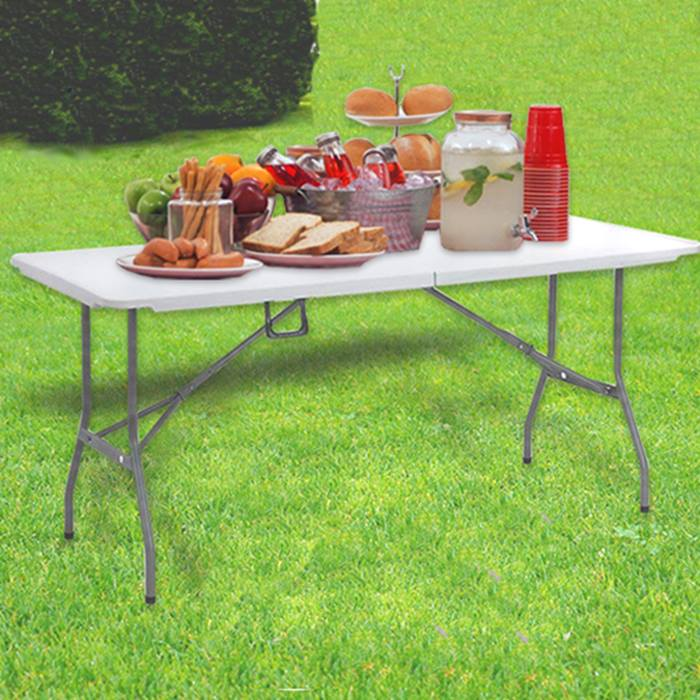 6ft Folding Spare Table