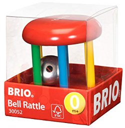 Brio bell rattle 250