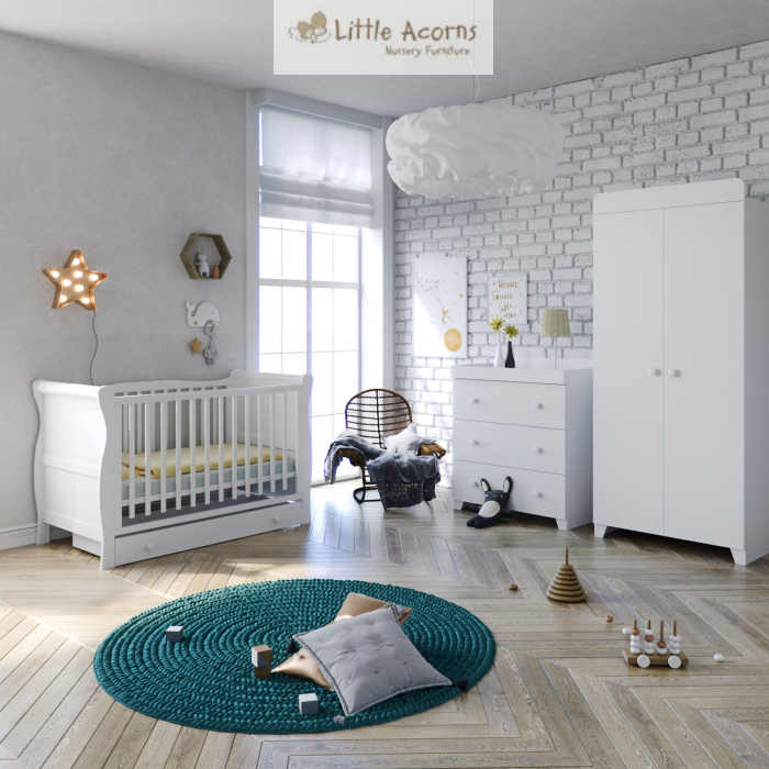 Little-Acorns-Sleigh-6-Piece-room-set