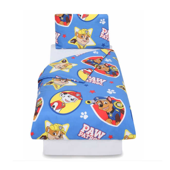 paw patrolbedding