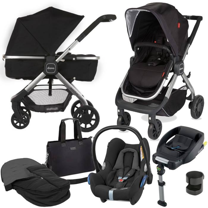 Travel System Maxi Cosi