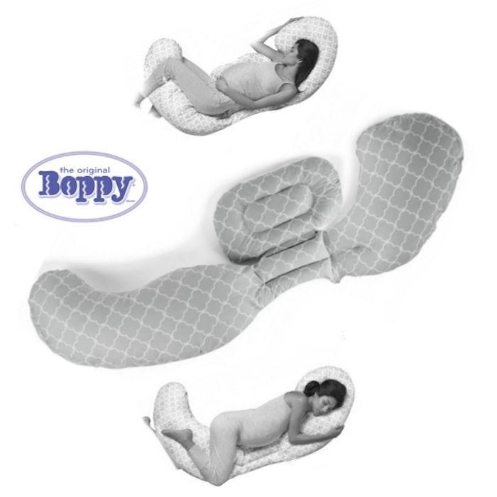 Chicco Boppy Total Body Pillow - Glacier
