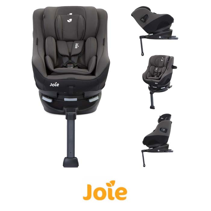 Joie Spin 360 GT Luxury Group 01 ISOFIX Car Seat Ember