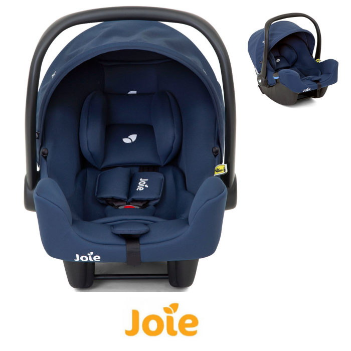 Joie i-Snug Group 0+ Car Seat - Deep Sea Blue