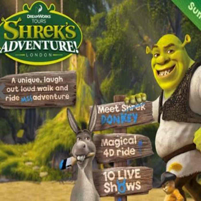 Shreks Adventure-BuyaGift