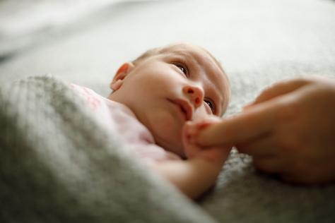 Newborn baby CMV 474