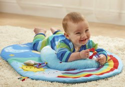Baby Sensory Musical Say Hello To Tummy Time Play Mat 250