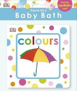 DK squeaky bath book 250