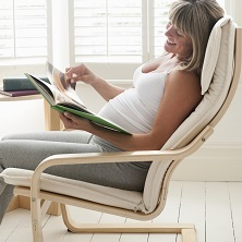 Pregnancy chair