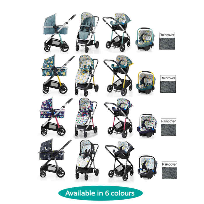 Secret offer-Cosatto Wow 3 in 1 Combi Travel System