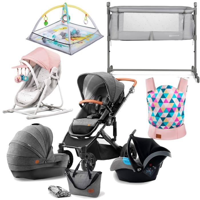 Kinderkraft Prime Newborn Bundle