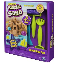 Kinetic sand beach day 250