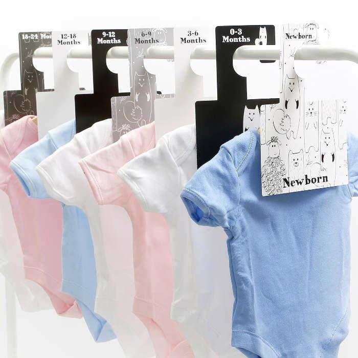 Baby Wardrobe Dividers