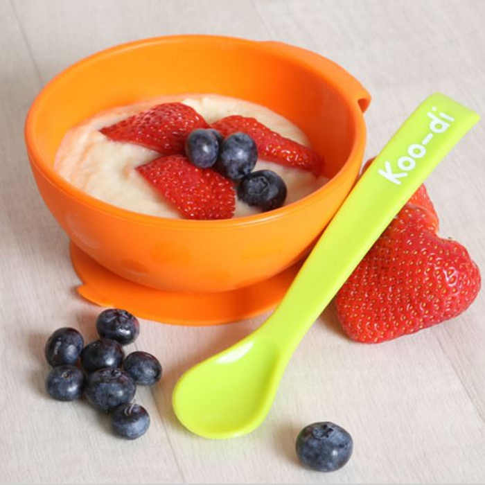 silicone weaning set