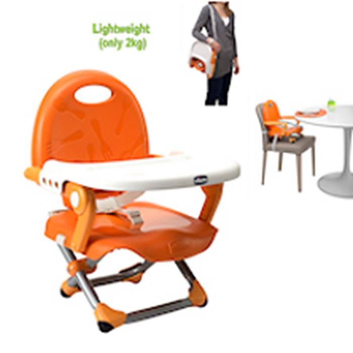 Chicco-Pocket-Snack-Booster-Seat-Mandarino-Circle