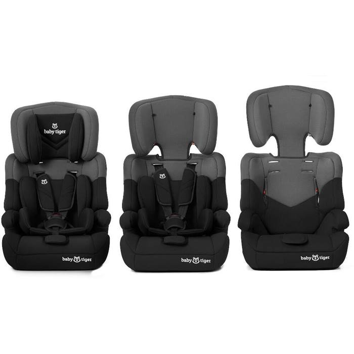 Baby Tiger Mali Group 1,2,3 Car Seat