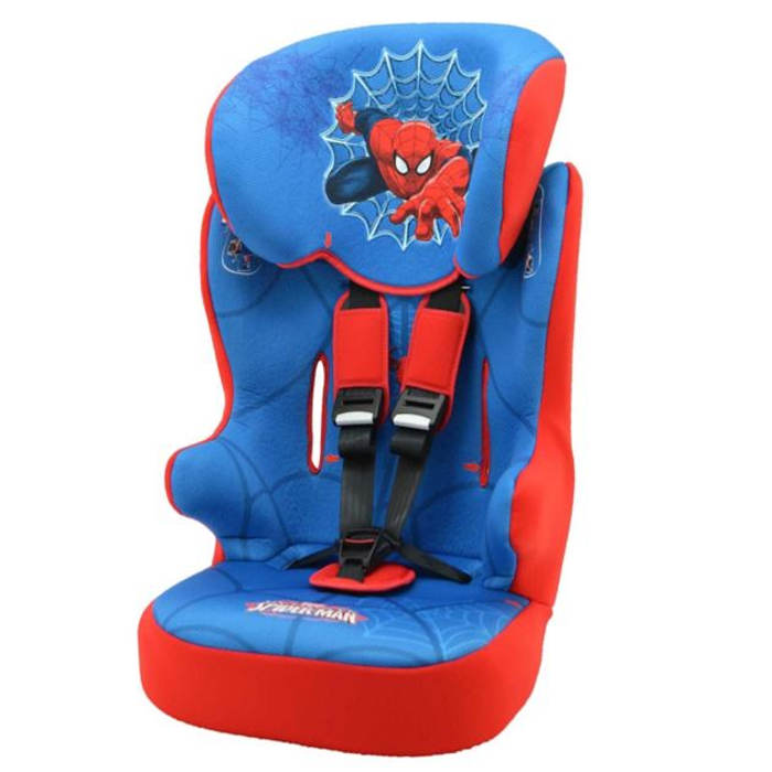 ASDA - marvel booster seat