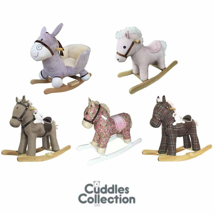 Cuddles Collection Rocking Toy