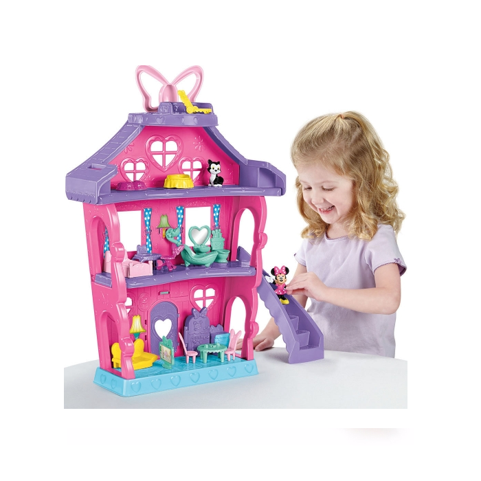 50 off this Fisher Price Minnie Mouse Polka Dot House