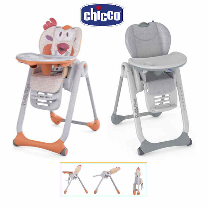 Chicco Polly 2 Start Highchair