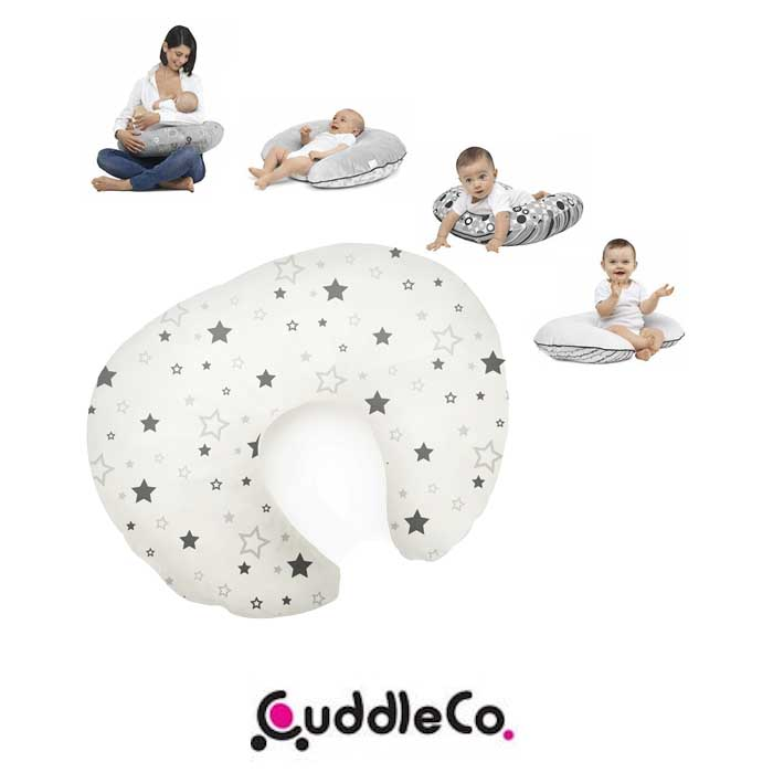 Cuddle Co 4 in 1 Luxury Feeding and Infant Support Pillow