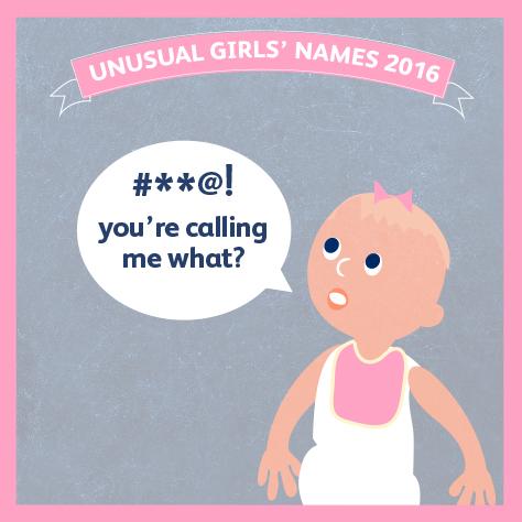 unusual girls