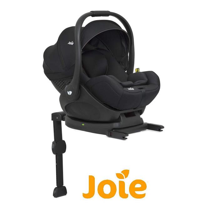 Joie iLevel iSize 0 Car Seat  Isofix Base  Coal