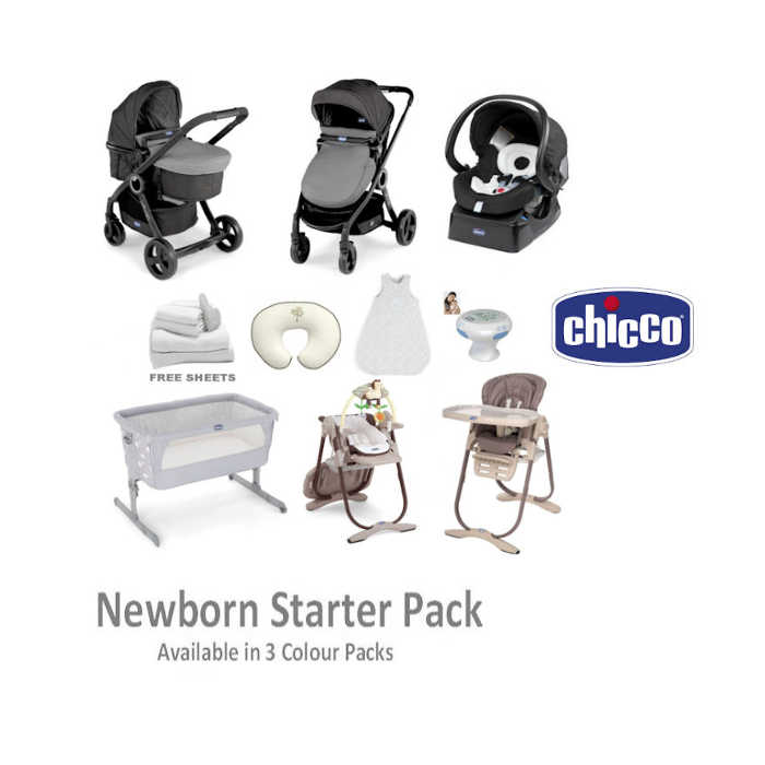 Chicco 7 Piece Offer Bundle 25