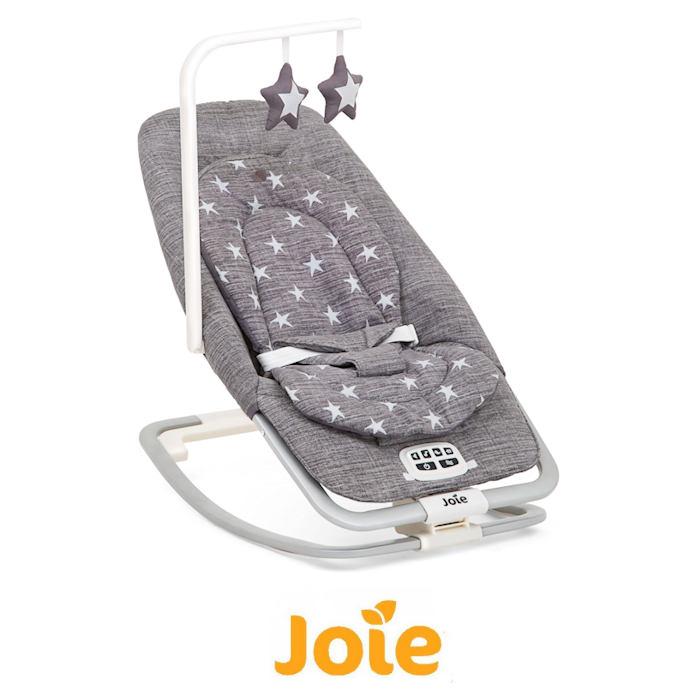Joie Dreamer Baby Rocker - Twinkle Linen
