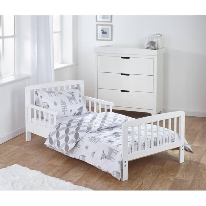 Kinder Valley 7 Piece Toddler Bed Bundle