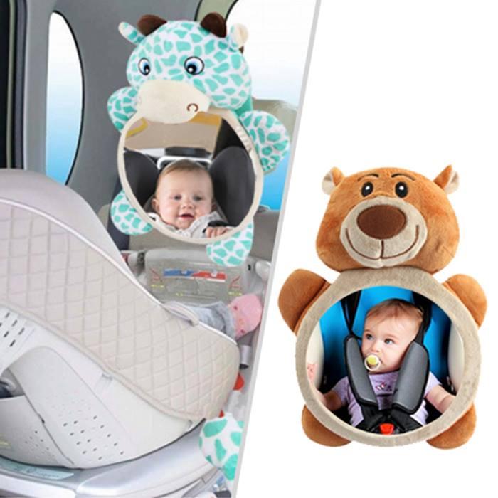Baby Rear-Facing Mirror - 2 Styles!