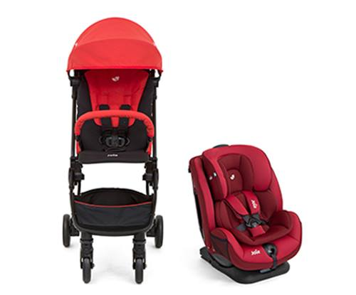 Enter to win a Joie stages™ fx car seat  &  pact™ lite stroller.