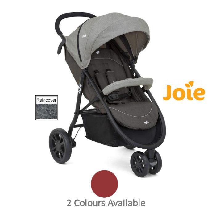 Joie Litetrax 3 Wheel Stroller