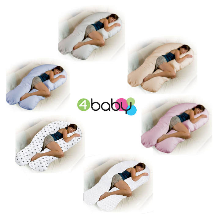 4baby 12ft Body  Baby Sleep Support Pillow