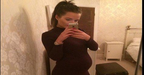 Helen Flanagan pregnant