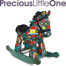 Precious Little One Rocking Horse Competition