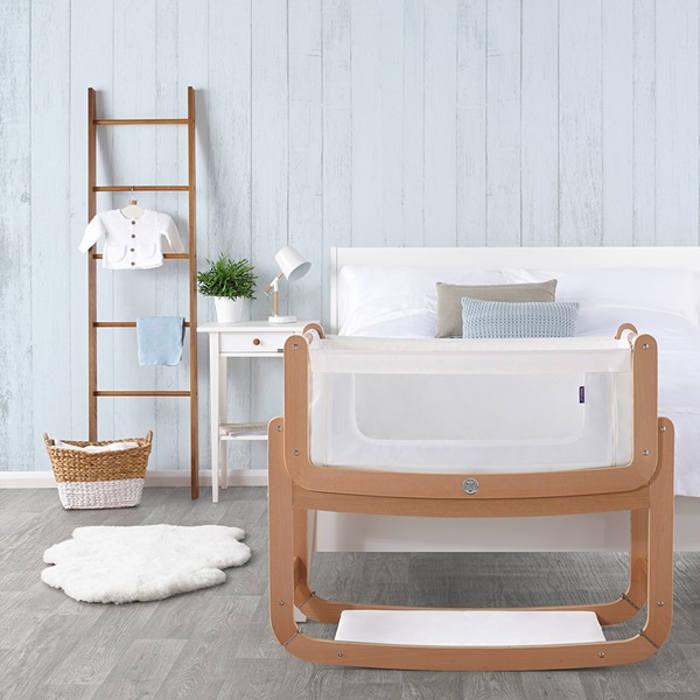 Natural-Snuzpod-Crib-in-Bedroom