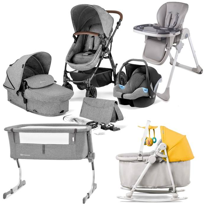 Kinderkraft Moov 7 Piece Bundles