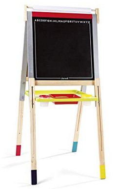 Janod Height-adjustable easel 250
