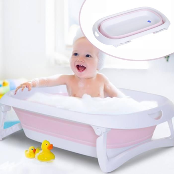 Portable Folding Anti-Slip Baby Bath
