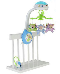 Fisher Price Butterfly Dreams mobile