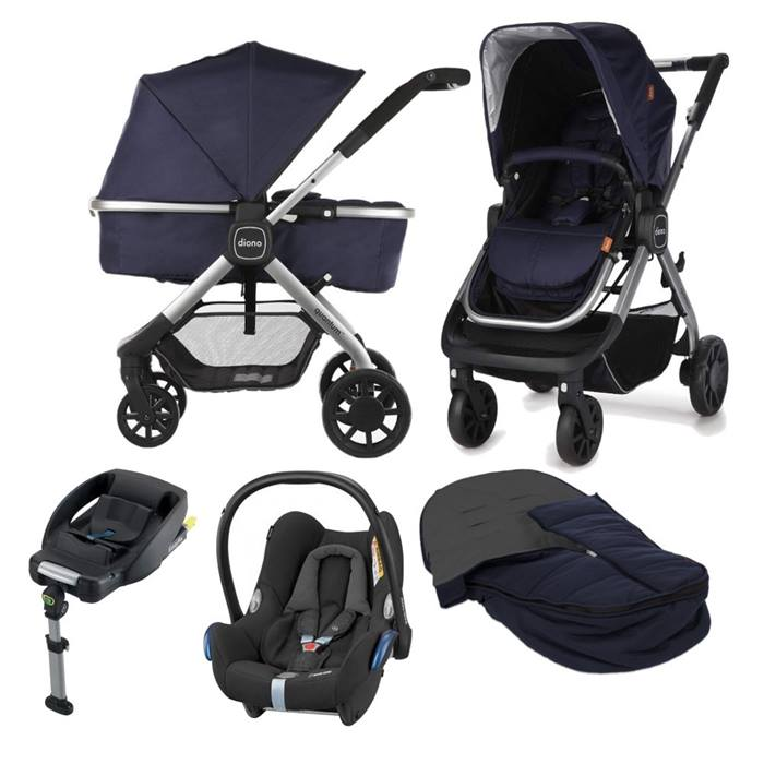 Diono Travel System
