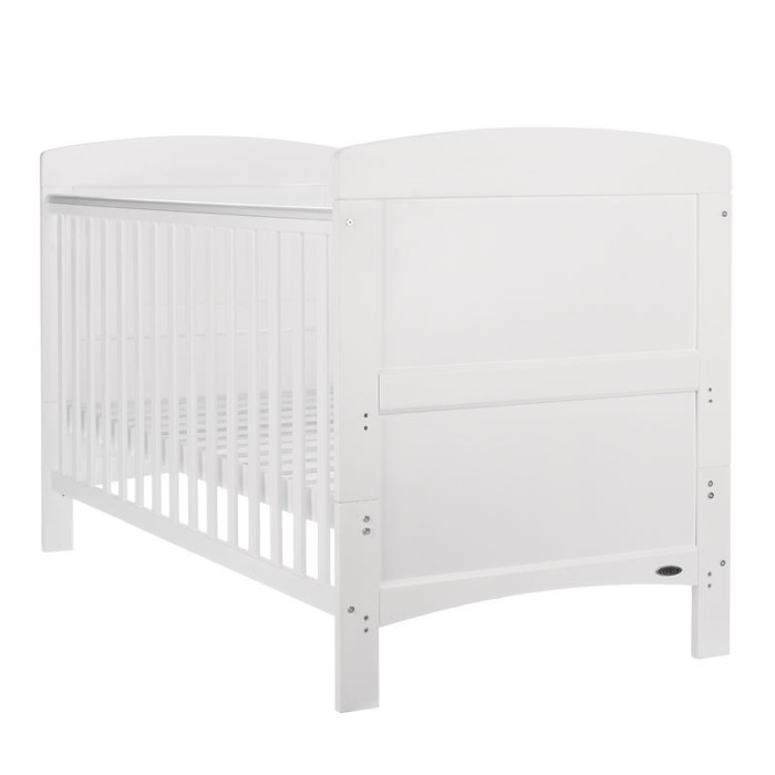 obaby-grace-cot-bed-white