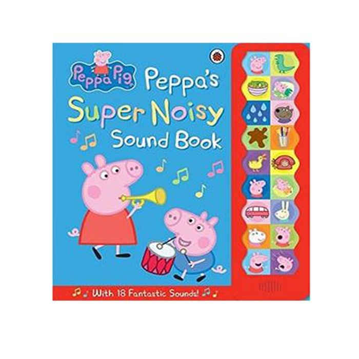 Peppa pig Noisy Sounds Book