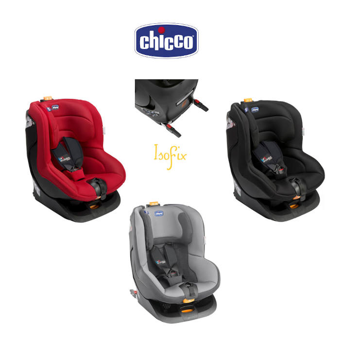 Chicco Oasys Group 1 Isofix Car Seat