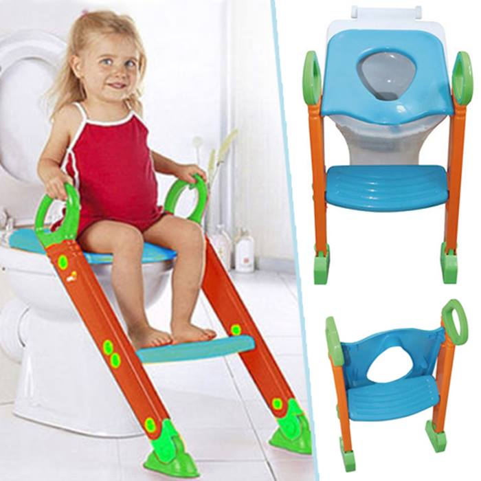 2 in 1 Toddler Toilet Seat Trainer