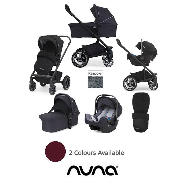 Nuna Mixx Travel System